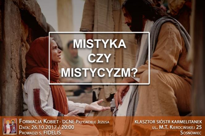Formacja Kobiet – Mistyka czymistycyzm?