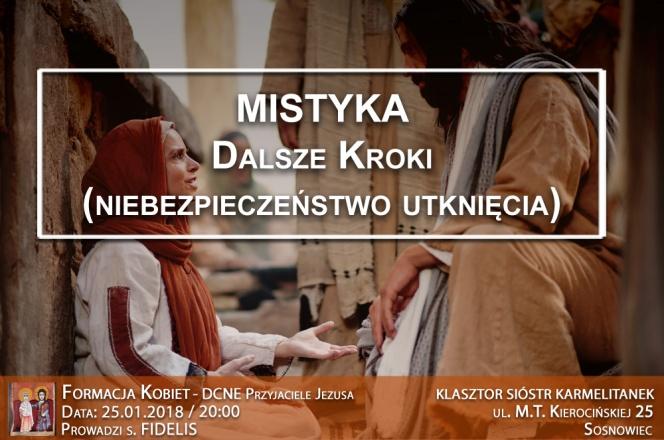 Formacja Kobiet – Mistyka. DalszeKroki.