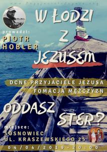 Jezus w Łodzi