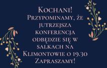 Konferencja 12.06.2019