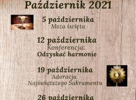 Plan październik 2021